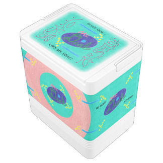 Ms. Deal Soda 24-Can Branded Igloo Cooler, product at The Draw on Zazzle