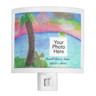The Greater Shore Personal Memorial Nightlight