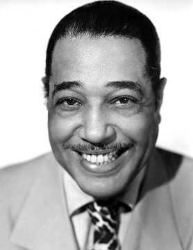 A photo of Duke Ellington
