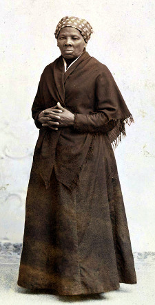 A photo of Harriet Tubman