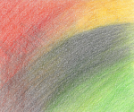 Kuumba Background, colored pencil drawing by Darren Olsen at The Draw