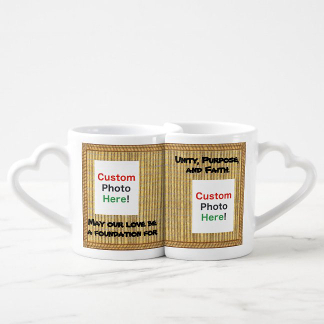 Gather 'Round Kwanzaa Creations Mkeka Lovers' Mugs, product at The Draw on Zazzle
