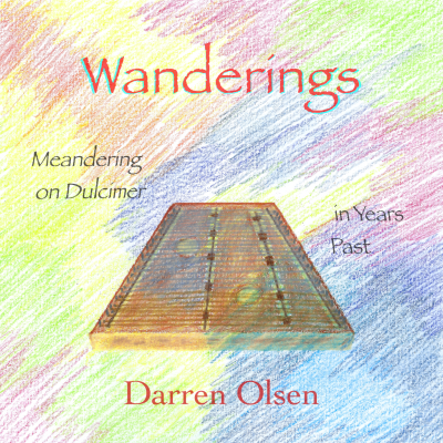 Wanderings, album cover at The Draw
